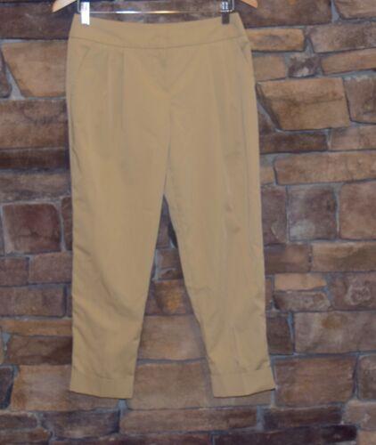 Retail volta Pant con indossati Trina 2 Sz risvolti Turk Pantaloni una Stanton Cropped 228 Khaki HxvqUfSx