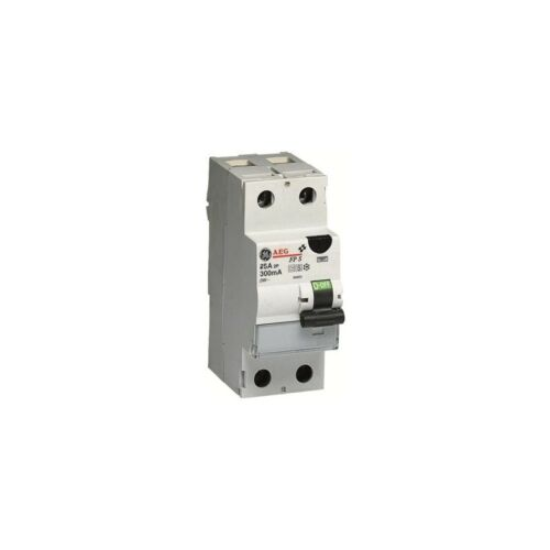 AEG FI25//0,03-25A Fehlerstrom-Schutzschalter 2-polig 25A 30mA Typ A