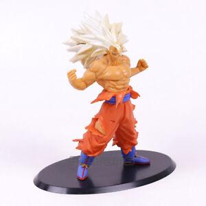dragon ball gt super saiyan 5 goku pvc action figure 5 5 inches dbz