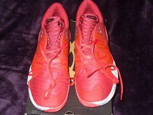 A merced de béisbol Medio  Under Armour Micro G Anatomix Spawn 2 Red Low Basketball Shoes (Men's 16M)  NWB | eBay