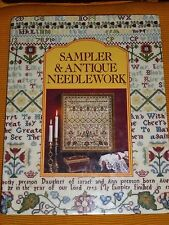 Sampler & Antique Needlework: A Year in Stitches de Darlene O'Steen