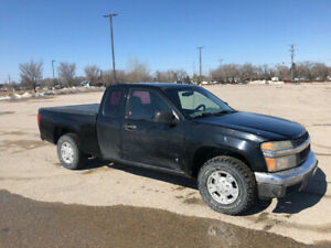 2006 Chevy Colorado Ls truck, SAFETIED till February 28/2021