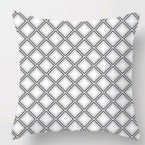 45x45 Geometrisch Mandala Kissenhülle Kissenbezug Dekokissen Kopfkissenbezug