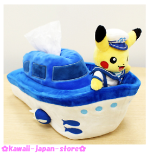 Pokemon Center Original Pokemon Center Yokohama Tissue Box Cover