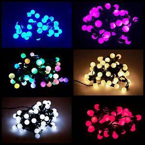 40-LED-Baie-Cerise-Mariage-De-Noel-Jardin-Fete-Chaine-Arbre-Fenetre-Lumieres-5M