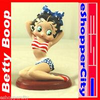 Betty Boop 4.5 Patriotic Resin Figure