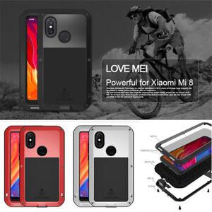 For Xiaomi Mi Max 3 2 Mix 2S 8SE LOVEMEI Gorilla Glass