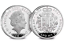 miniature 2 - ONLY 495 UK Silver £5 Coin Covers available to mark the Queen's 95th birthday