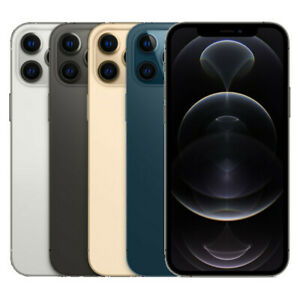 Apple iPhone 12 Pro Max - All Sizes/Colors SIM Free/AT&T/Sprint/T-Mobile/Verizon