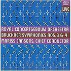 Anton Bruckner - Bruckner: Symphonies Nos. 3 & 4 [SACD] (2009)