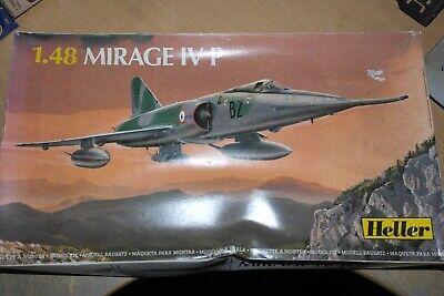 Mirage IV P Heller 1:48 HEL80493