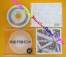 CD HERBERT GRONEMEYER Mensch 2002 Germany GRONLAND RECORDS no lp mc dvd (CS7)