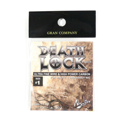 9997 Varivas Nogales Death Lock Ultra Fine Wire Hook 1
