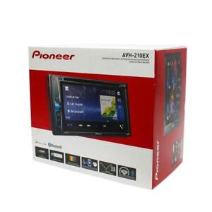 Pioneer-AVH-210EX-6-2-034-Double-DIN-Car-Stereo-In-Dash-DVD-Receiver-with-Bluetooth
