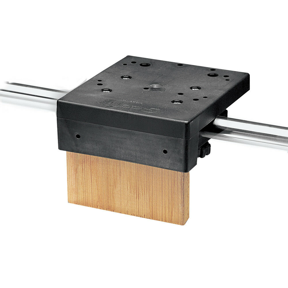 Scotty 1027 Rail Mount  - Up To 1-1 2  Rails  sale online discount low price