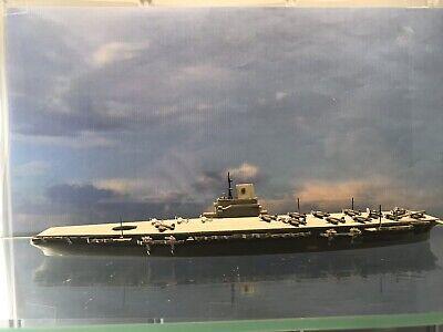 """""""shinano"""" Portaerei Giapponese, 1944, 1:1250, Con Aerei-, 1944, 1:1250, Mit Flugzeugen It-it Mostra Il Titolo Originale"""
