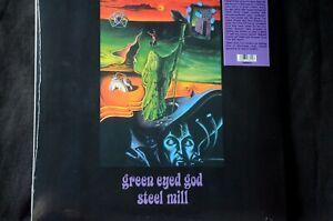 Steel-Mill-Green-Eyed-God-2-bonus-tracks-12-034-vinyl-LP-New-Sealed