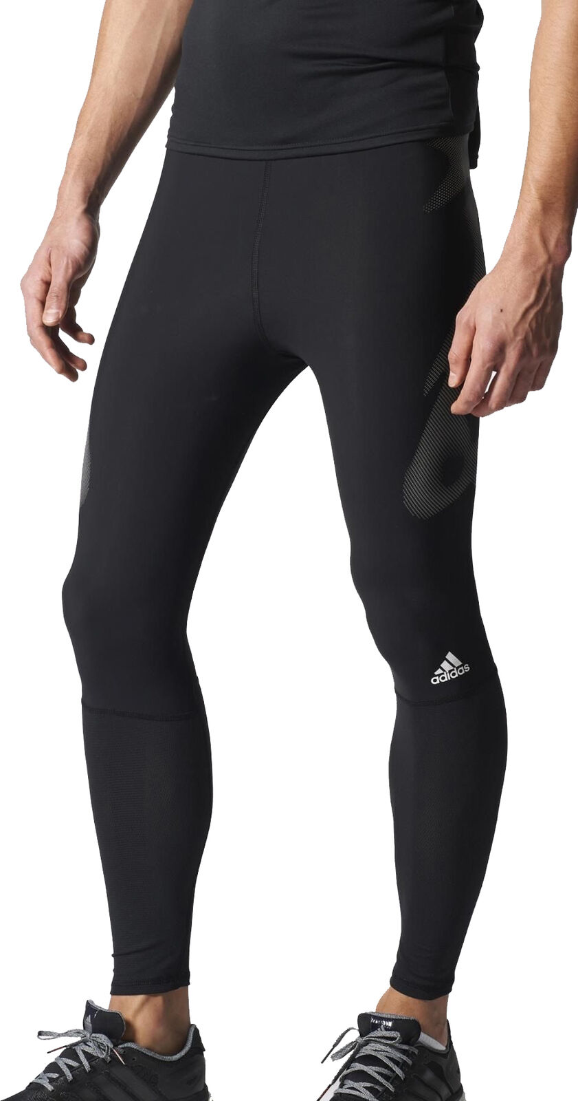 best cheap c5ddb f7d08 Adidas AdiZero ClimaCool SprintWeb Mens Long Running Tights