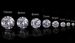 Image Is Loading One Day Ship Mens Womens Stainless Steel Studs