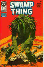 Swampthing # 63 (Alan Moore, Rick Veitch) (USA, 1987)