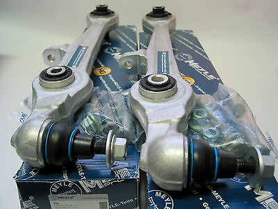 PAIR MEYLE HD Front Lower Forward Left Right Track Control Arms VW Passat 97-02