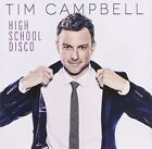 High School Disco [4/15] by Tim Campbell (CD, Apr-2014)