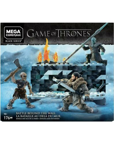 Mega Construx GKG96 Game of Thrones White Walker Battle