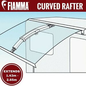 Image Is Loading Fiamma Curved Center Awning Support Rafter Pro For
