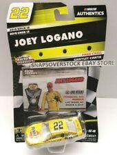 2019 Wave 12 Joey Logano Pennzoil Las Vegas Win 1//64 NASCAR Authentics Diecast