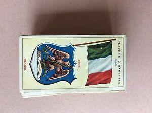B1L-cigarette-card-john-player-flags-no-40-mexico