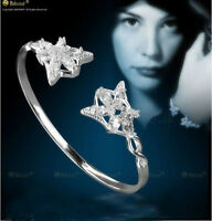 US Movie Lord of the Rings Inspried Retro Arwen Evenstar Crystal Bracelets COOL