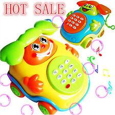 JOUET Téléphone-Enfants-bébé-Phone-éducatif-apprentissage-Développement
