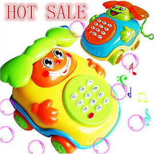 JOUET-Telephone-Enfants-bebe-Phone-educatif-apprentissage-Developpement