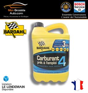 Carburant-pret-a-l-039-emploi-4-Temps-Bardahl-5L-Compatible-tous-moteurs