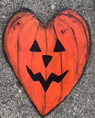 Heart Slate Heart Slate Slate Sign 10 x 10 cm ALONG HAPPY CAT SCH