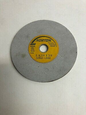 "Norton 7 x 1//4 x 1 1//4/"" Surface Grinding Wheel 32A 32A46-G12VBEP"