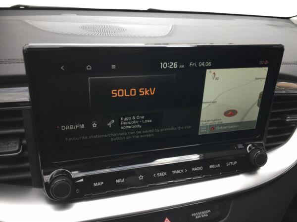 Kia Ceed 1,5 T-GDi mHEV Comfort Upgrade SW DCT billede 12