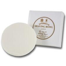 D R Harris Shaving Luxury Triple-Milled Soap Refill in Almond (100g)