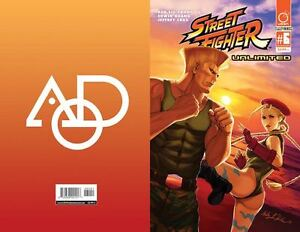 STREET-FIGHTER-UNLIMITED-6-AOD-COLLECTABLES-ASHLEY-WITTER-COLOR-COVER-UDON-2016