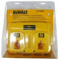 Dewalt Dc9320 Heavy-duty 7.2 Volt - 18 Volt Dual Port Charger , New, Free Shippi on sale