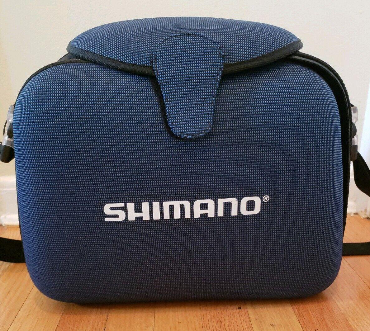 Shimano laars   Tackle Zak blauw