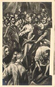 Cpa Munich Greco - Jésus Dépouillé De Ses Vetements (307807) Kq8bq9vw-07234406-776693161