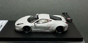 1-64-Veloce-Ferrari-458-LB-Performance-Zero-Fighter-GT-Wing-Resin-ignition-ig