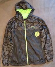 Teenage Mutant Ninja Turtles TMNT XXL Windbreaker Jacket Hoodie NWT Huge Sale