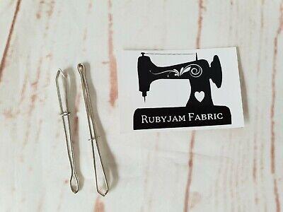 Bodkins Pinch and Thread ribbon elastic sewing DIY tool hemline needle bodkin