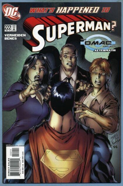 Superman #222 2005