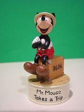 LENOX Disney MR. MICKEY MOUSE TAKES a TRIP THIMBLE New in Box