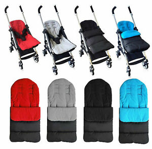 Universal-Footmuff-Cosy-Toes-Apron-Liner-Buggy-Pram-Stroller-For-Baby-Toddler-ZZ