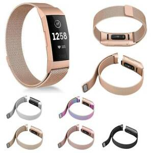Luxury-Replacement-Watch-Strap-Wristband-Bracelet-For-Fitbit-Charge-2-Charge-3