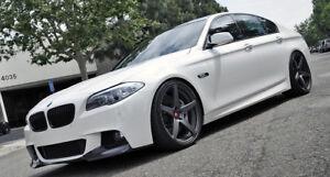 BMW-5-SERIES-F10-M-TECH-M-SPORT-FRONT-LIP-SPLITTER-VALANCE-SPOILER